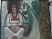 Эрзянская певица Серафима Люлякина.
