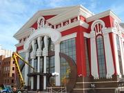 Саранск. Стройки тысячелетия.