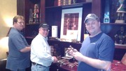 Club Puros Cigars For Troops June 2011
