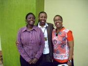 Diplo Alumni at 3rd EAIGF, Kampala Uganda