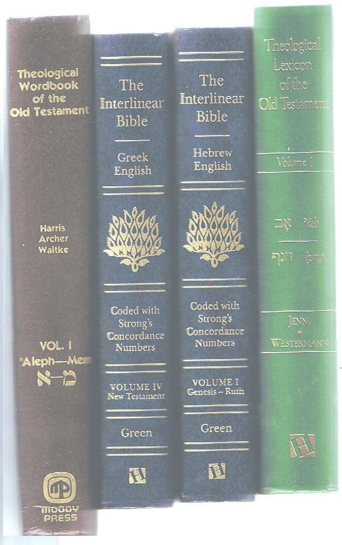 Theological Volumes of Word Knowledge.