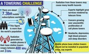 Cell Towers Study Links to Diabetes