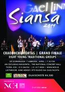 SIANSA GAEL LINN 2019 - CRAOBHCHOMÓRTAS/GRAND FINALE
