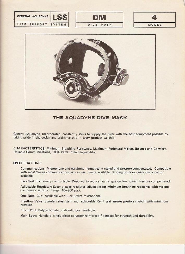 Aquadyne DM4