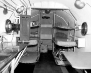 Interior of Sealab I