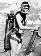 A Young Jacques Cousteau