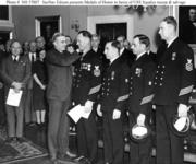 Medal Of Honor Recipients 1940