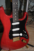 Fender Strat w custom neck