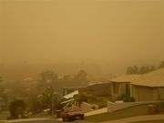 """""""the day the sky turned sepia"""""""