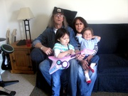 Visiting grandkids in Northbay