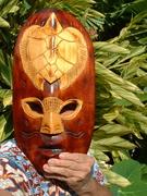 Honu (turtle) mask