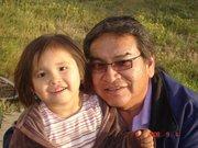 Dad & Kiarah