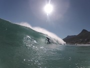Sandy bay barrels