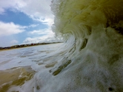 Foamy Throw