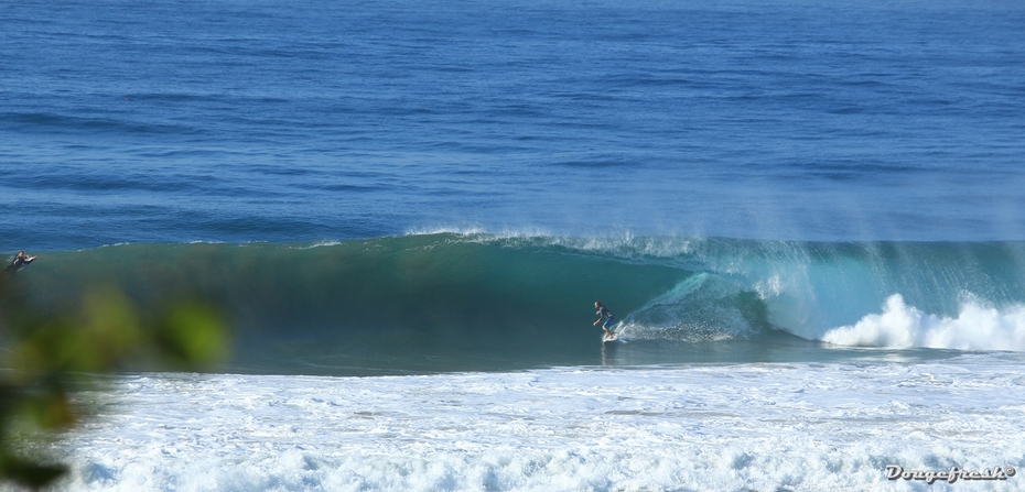 Ricky Basnett - Cave Rock - Durban