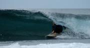 Kelly's wave pool?