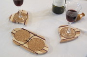 Heart Coasters - just for fun