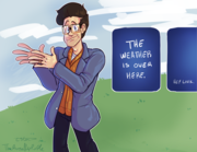 *cecil voice* And now the weather