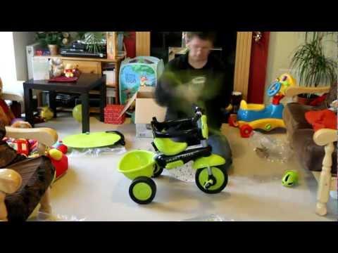 Smart-Trike - Pram and Bike in One - Baby bike