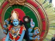 Shiva défilé
