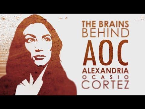The Brains Behind AOC Alexandria Ocasio-Cortez