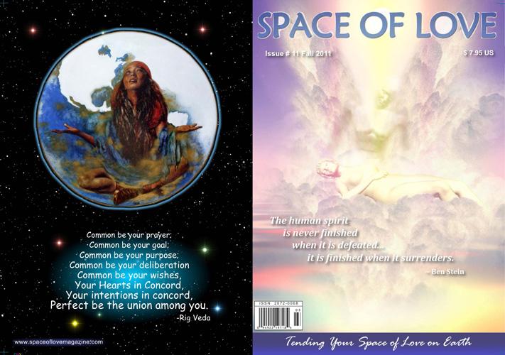 Space of Love Magazine #11