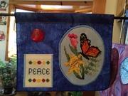 Joanie's Flag Peace
