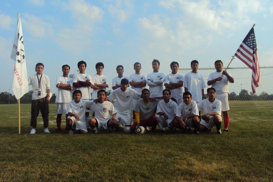 LAIZOM FC 2010 ZOMI INN KUAN COLUMBUS,OHIO