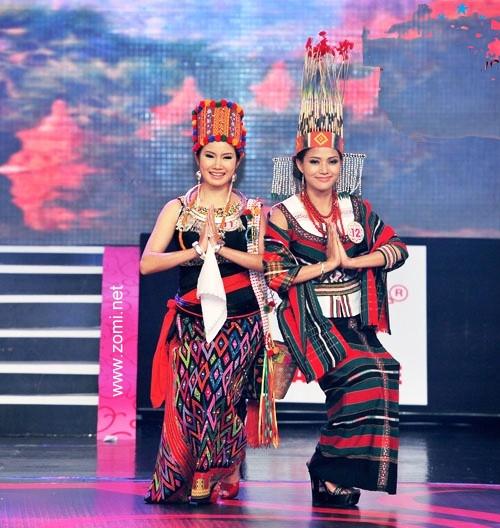 Zomi-Myanmar Asian Miss