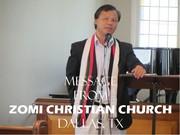 Dr. Kham, Preaching