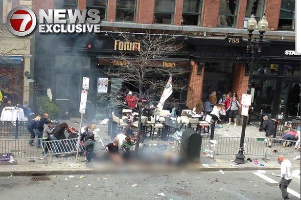 Boston Terrorist Attack