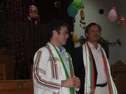 Zogam ah US Embassy Makaite leh Dr. Do Kham hawh