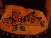 Jeff Edney Body Paint / VBnightlife Tattoos