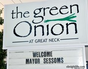 HRBOR NETWORKING EVENT WITH MAYOR WILL SESSOMS AT THE GREEN ONION