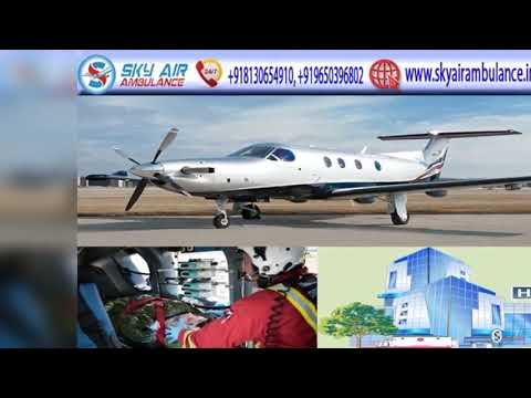 Choose Air Ambulance in Kolkata with Extraordinary Medical Assistance