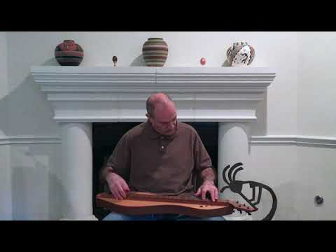 Connaughtman's Rambles and Tripping Up the Stairs - Mark Gilston on mountain dulcimer