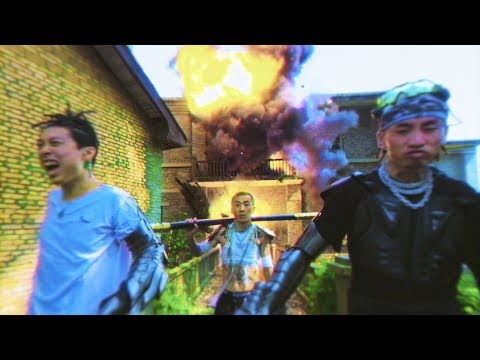 Higher Brothers - Top ft. Soulja Boy (Official Music Video)
