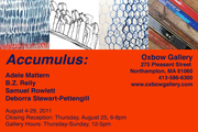 Accumulus @ Oxbow Gallery