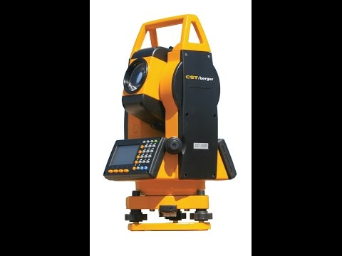 Android Total Station Survey Software