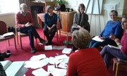 Trust, writing and conversations in organisational experience