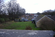Helmdon from bridge - towards Towcester