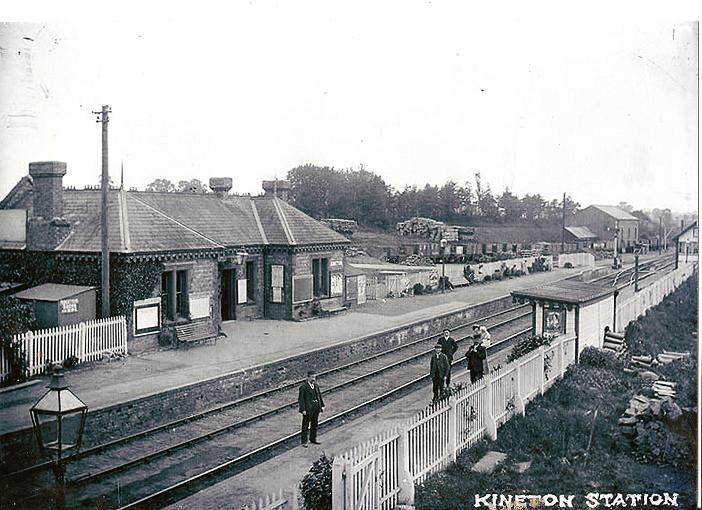 Kineton Station