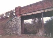 Towcester Bridge 149 From Olney side 1982