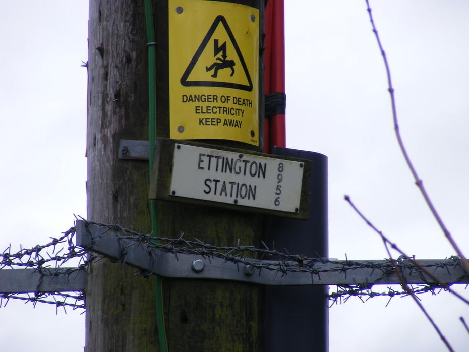 Ettington Station