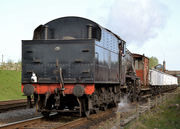 Memories of the Byfield - Blisworth iron ore train revived