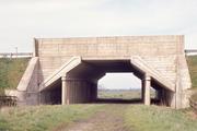 Bridge under the M1 Motorway