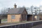 Blakesley station building