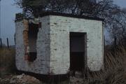 Hut between Towcester and Blakesley