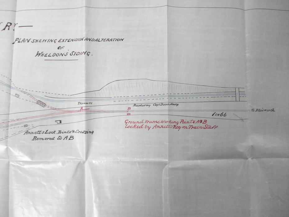 Wheldons Siding 1905 pt1