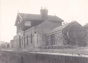 Towcester Station c.1966 (8)